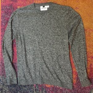 Grey Topman sweater in excellent condition